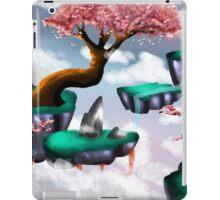surreal landscape iPad Case/Skin