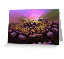 Interspace Travel Greeting Card