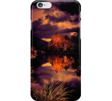 Mirror Of November iPhone Case/Skin
