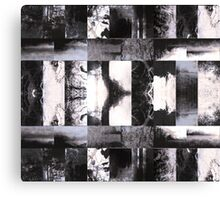 Film Scans Canvas Print