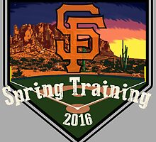 San Francisco Giants Spring Training 2016 by dswift