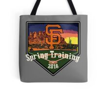 San Francisco Giants Spring Training 2016 Tote Bag