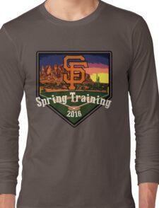 San Francisco Giants Spring Training 2016 Long Sleeve T-Shirt