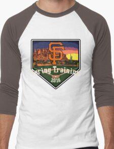 San Francisco Giants Spring Training 2016 Men's Baseball ¾ T-Shirt