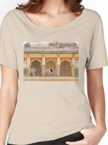 Three Doors Women's Relaxed Fit T-Shirt