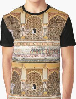 Three Doors Graphic T-Shirt