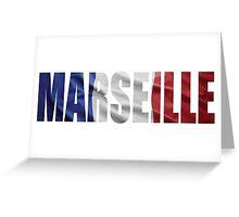 Marseille Greeting Card