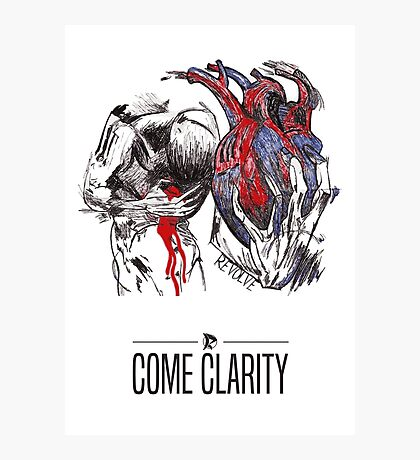 Come Clarity Photographic Print