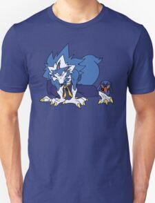 Whirlwind Werewolf Unisex T-Shirt