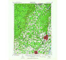New York NY Saratoga 129395 1947 62500 Photographic Print