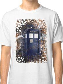 Police Box Tardis ~ Dr. Who Classic T-Shirt