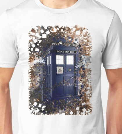Police Box Tardis ~ Dr. Who Unisex T-Shirt