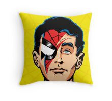 Spiders From Mars Throw Pillow
