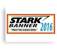 Stark/Banner 2016 Canvas Print
