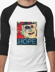 PENGUIN HOPE POSTER BATMAN  Men's Baseball ¾ T-Shirt