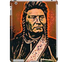 Chief Joseph (Hinmatóowyalahtq̓it) iPad Case/Skin