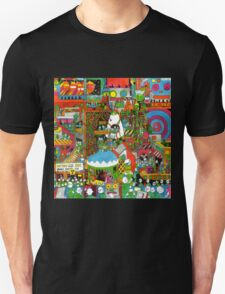 Pond Man, It Feels Like Space Again Album Art Unisex T-Shirt