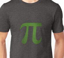 Green Pi Symbol Unisex T-Shirt