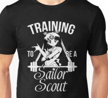 Training to be a Sailor Scout (Moon) Unisex T-Shirt