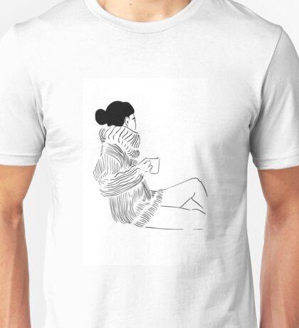 Lonely Girl Unisex T-Shirt