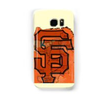 San Francisco Giants Map Samsung Galaxy Case/Skin