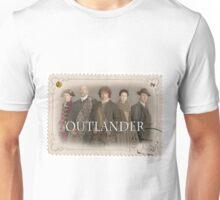 Outlander cast stamp Unisex T-Shirt