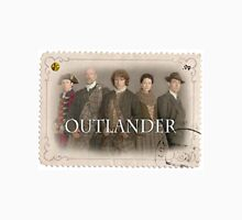 Outlander cast stamp Unisex T-Shirt