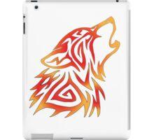 Inferno Wolf iPad Case/Skin