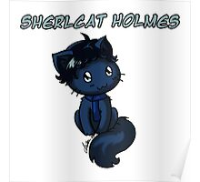 Sherlcat Holmes Poster