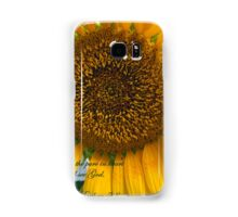 Matthew 5:8 Samsung Galaxy Case/Skin