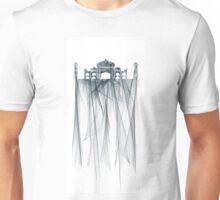 Taj Mahal - Rosebaya Unisex T-Shirt