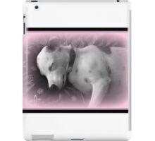 Peaceful, Sleeping Pup iPad Case/Skin
