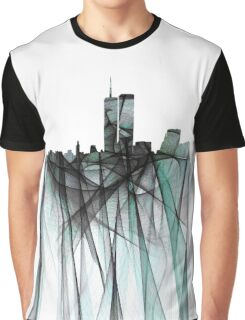 Twin Towers - Caprissio Graphic T-Shirt