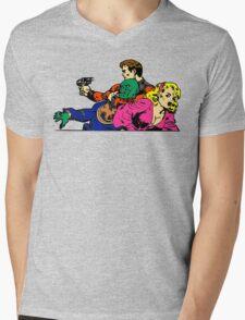 Space Escape Mens V-Neck T-Shirt