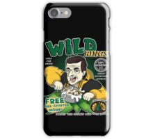 Wild Rings iPhone Case/Skin
