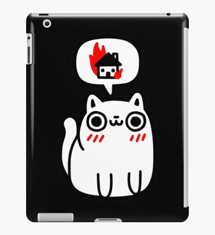 Dreaming Of Destruction iPad Case/Skin