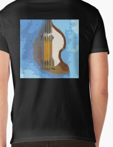 Awesome Bass, Hofner, Beatles instrument Mens V-Neck T-Shirt