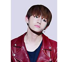 Taehyung Photographic Print