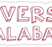 University of Alabama - HOLLOW Sticker