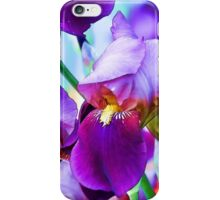 Iris Garden iPhone Case/Skin