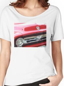 Cherry Red Ride Women's Relaxed Fit T-Shirt