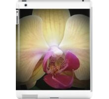 Orchid...Reverence & Humility iPad Case/Skin