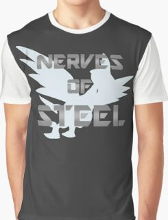 Nerves of Steel Graphic T-Shirt