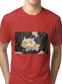 Spring Flower Series 36 Tri-blend T-Shirt