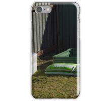 ground five iPhone Case/Skin