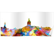 Annapolis Maryland Skyline - Vibrance Poster
