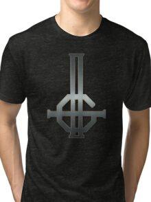 2015 LOGO - reel steel - NEW DESIGN Tri-blend T-Shirt