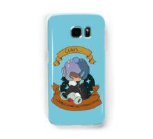 Monster Claus Samsung Galaxy Case/Skin