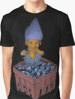✾◕‿◕✾ TROLL LOVING BLUEBERRIES VARIOUS APPAREL✾◕‿◕✾ Graphic T-Shirt