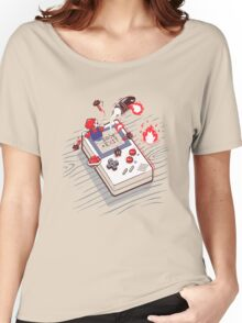 Mario - Game Boy Women's Relaxed Fit T-Shirt